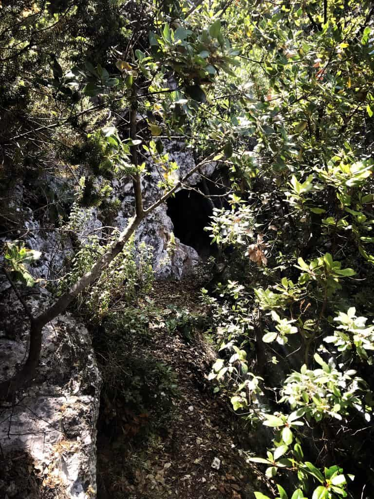 Da isse: die Höhle der Königin/queens cave/ kraljicina spilja